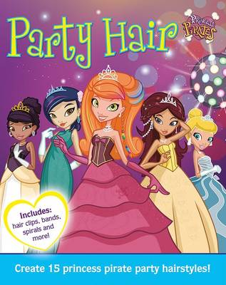 Princess Pirates Party Hair by