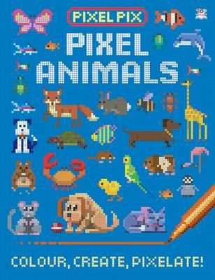 Pixel Animals by Susie Linn