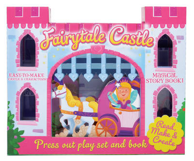 Fairytale Castle by Susie Linn