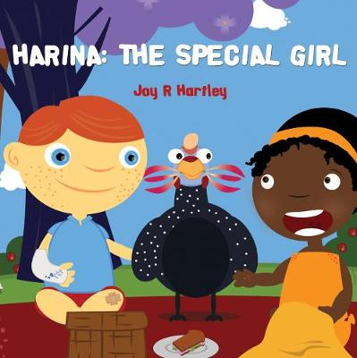 Harina: The Special Girl by Joy R. Hartley