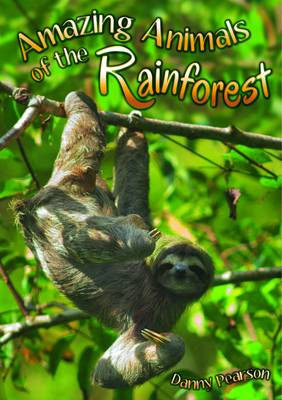 Amazing Animals of the Rainforest by Danny Pearson