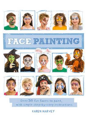 Face Painting by Karen Harvey