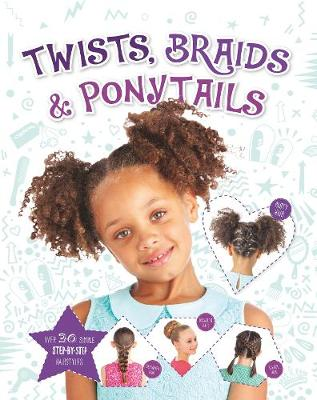 Twists, Braids and Ponytails by Joel Benjamin, Chie Sato
