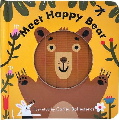 Little Faces: Meet Happy Bear by Matthew Morgan