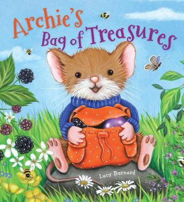 Archie's Bag of Treasures by Lucy Barnard