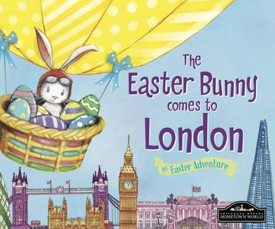 The Easter Bunny Comes to London by Eric James