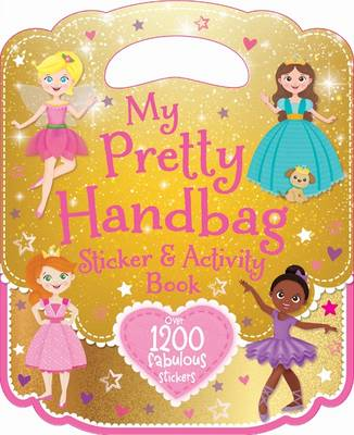 My Giant Fashion Handbag Activity Book by