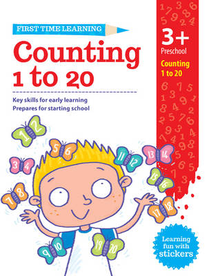 3+ Counting 1-20 by