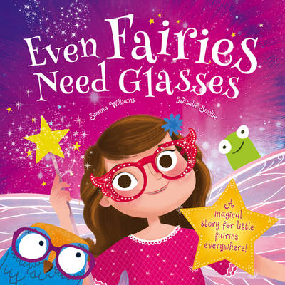 Even Fairies Need Glasses by