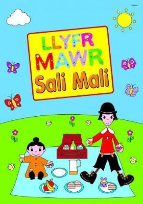 Llyfr Mawr Sali Mali by Rhian Mair Evans