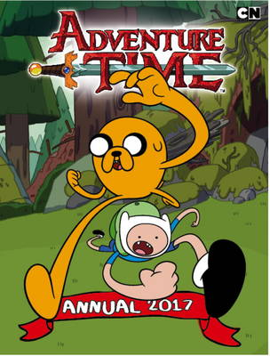 Adventure Time Annual 2017 by Zack Sterling, Braden Lamb, J. J. Harrison