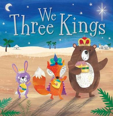 We Three Kings by Clare Fennell