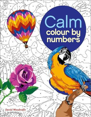 Colour by Number Calm by Arcturus Publishing