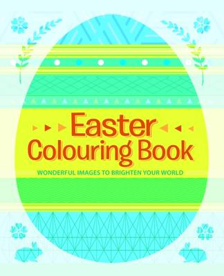 Easter Colouring Book by