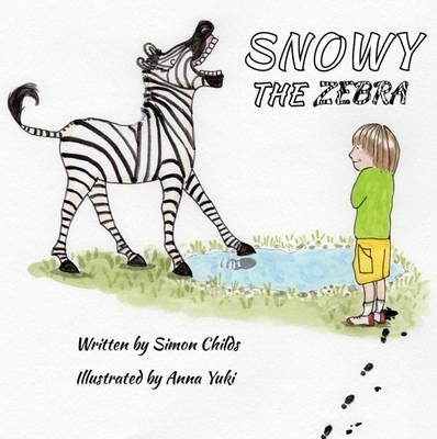 Snowy the Zebra by Simon Childs