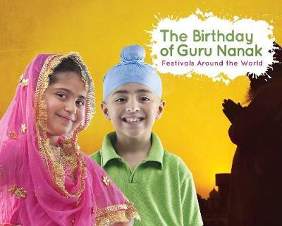 The Birthday of Guru Nanak by Grace Jones