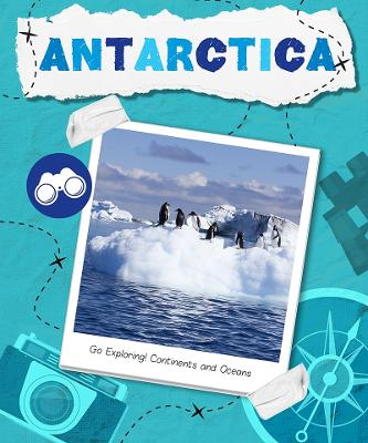 Antarctica by Steffi Cavell-Clarke