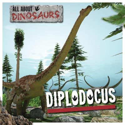 Diplodocus by Amy Allatson