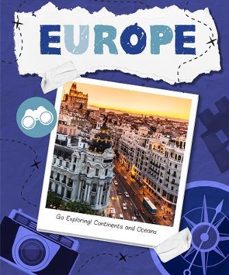 Europe by Steffi Cavell-Clarke