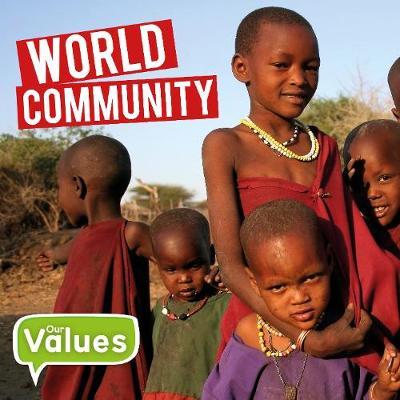 World Community by Steffi Cavell-Clarke