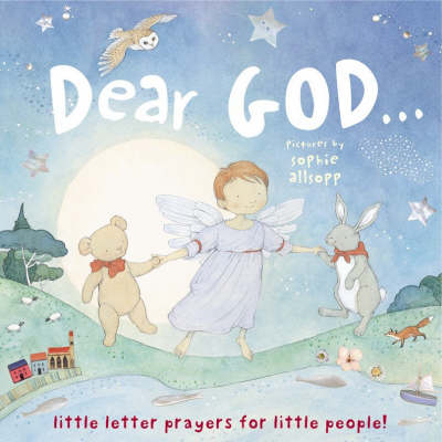 Dear God by Sophie Allsop
