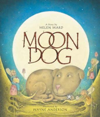 Moon Dog by Helen Ward