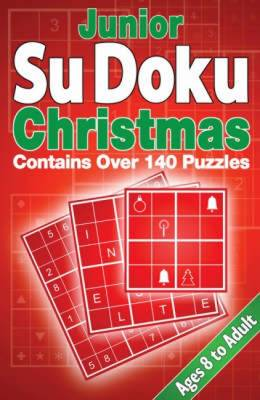 Christmas Junior Su Doku by