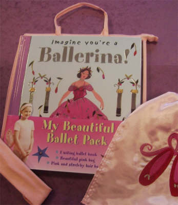 My Beautiful Ballet Pack by Meg Clibbon