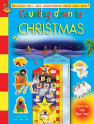 Counting Down to Christmas by Bethan James