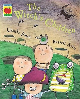 The Witch's Children: The Witch's Children by Ursula Jones