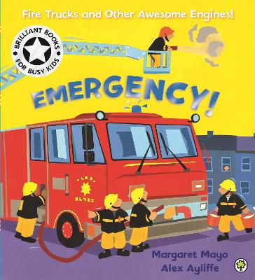 Awesome Engines: Emergency! by Margaret Mayo