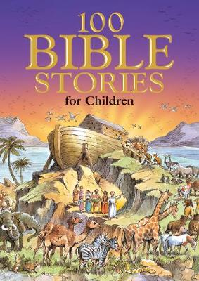 100 Bible Stories for Children by Jackie Andrews