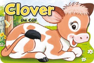 Clover the Calf by Anna Award