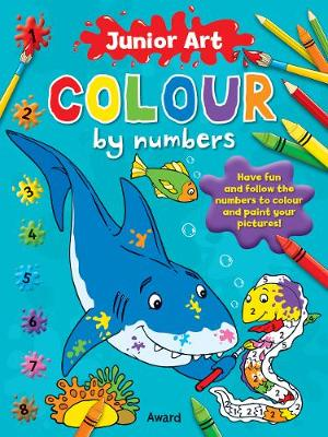 Shark: Colour By Numbers by Anna Award