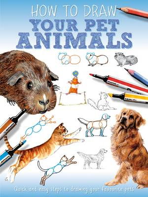 Your Pet Animals by Jennifer Bell