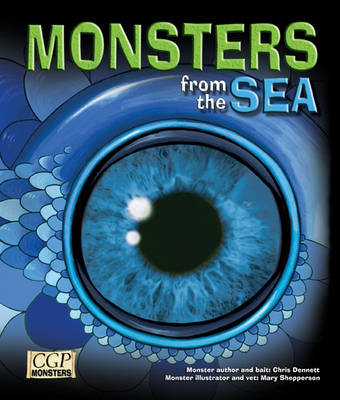 KS2 Monsters from the Sea Reading Book by CGP Books