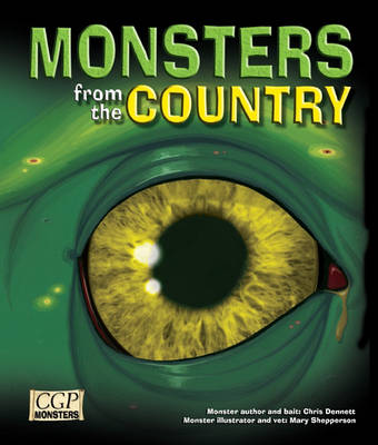 KS2 Monsters from the Country Reading Book by CGP Books