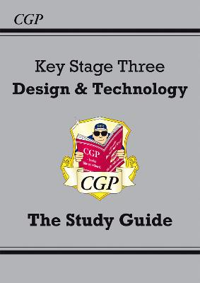 KS3 Design & Technology Study Guide by CGP Books