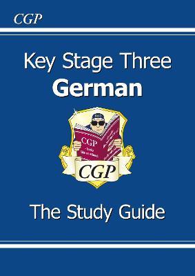 KS3 German Study Guide by CGP Books