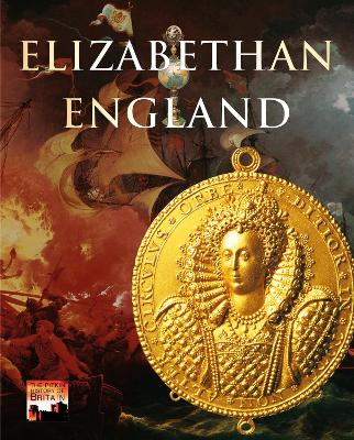 Elizabethan England by Peter Brimacombe