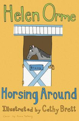 Horsing Around Set Two by Helen Orme