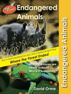 Endangered Animals Set Seven by David Orme