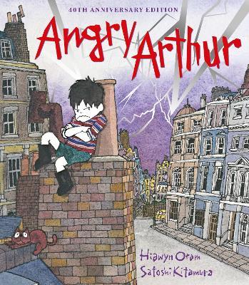 Angry Arthur by Hiawyn Oram