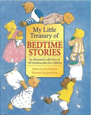 My Little Treasury of Bedtime Stories by Nicola Baxter