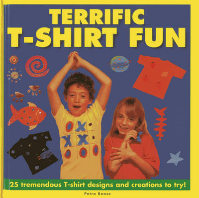Terrific T-shirt Fun 25 Tremendous T-shirt Designs and Creations to Try! by Petra Boase