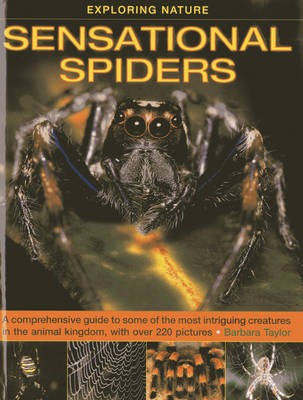 Exploring Nature Sensational Spiders: A Comprehensive Guide to Some of the Most Intriguing Creatures in the Animal Kingdom, with Over 220 Pictures by Barbara Taylor