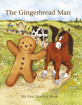The Gingerbread Man (floor Book) My First Reading Book by Janet Brown
