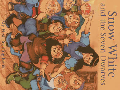 Snow White and the Seven Dwarves (floor Book) My First Reading Book by Janet Brown