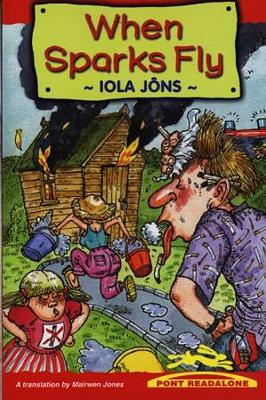 Pont Readalone: When Sparks Fly by Iola Jons