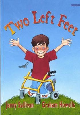 Hoppers Series: Two Left Feet by Jenny Sullivan